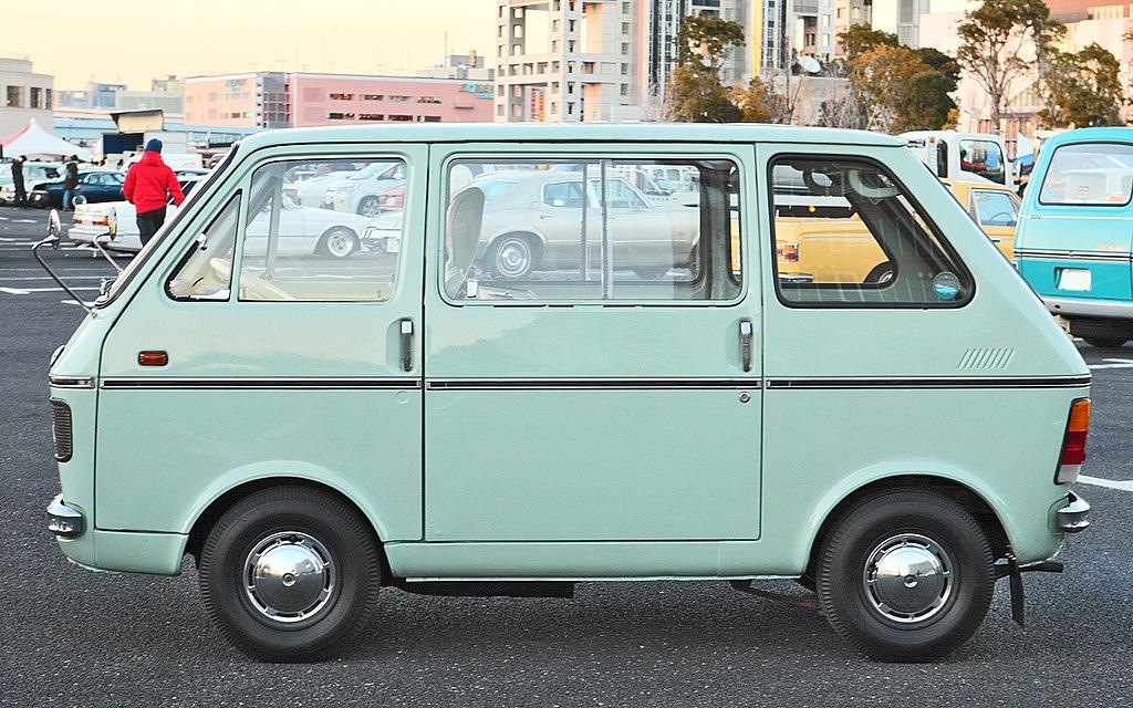 Suzuki Bolan Specification