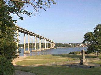 Svendborg - Svendborgsund Bridge