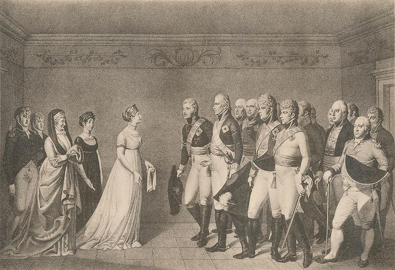 Файл: свидание Императора Александра 1802.jpg