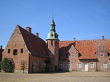 Swedish castle Rosendal, Helsingborg