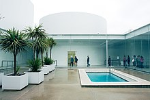 Swimming pool courtyard, 21st Century Museum of Contemporary Art.jpg