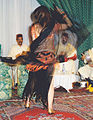 Swinging and dancing belly dancer in Morocco.jpg