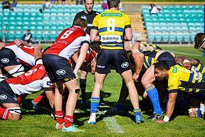 Sydney Stars - Image: Sydney Stars versus Canberra Vikings NRC Round 5 (6)
