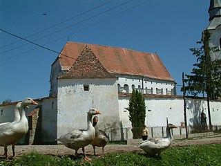 Dârjiu Commune in Harghita, Romania