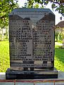 Szilágylompért -war memorial.JPG