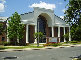 Tallahassee Community College -  The TCC Learning Commons