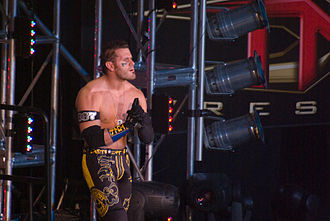 Alex Shelley - Shelley at Bound for Glory IV