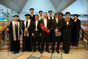English: TU Delft PhD Defense committee