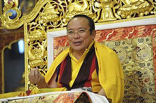Pema Tönyö Nyinje Tibetan Buddhist leader