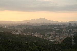Taipei: TaipeiViewFromMaokong