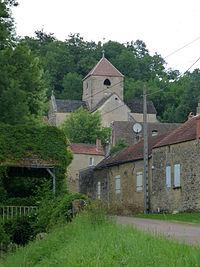Talcy (Yonne)-Église Saint-Pierre 02.jpg