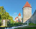 Tallinn city wall.JPG