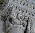 Talmont-sur-Gironde Ste Radegonde - Apsis 3 Kapitell.jpg