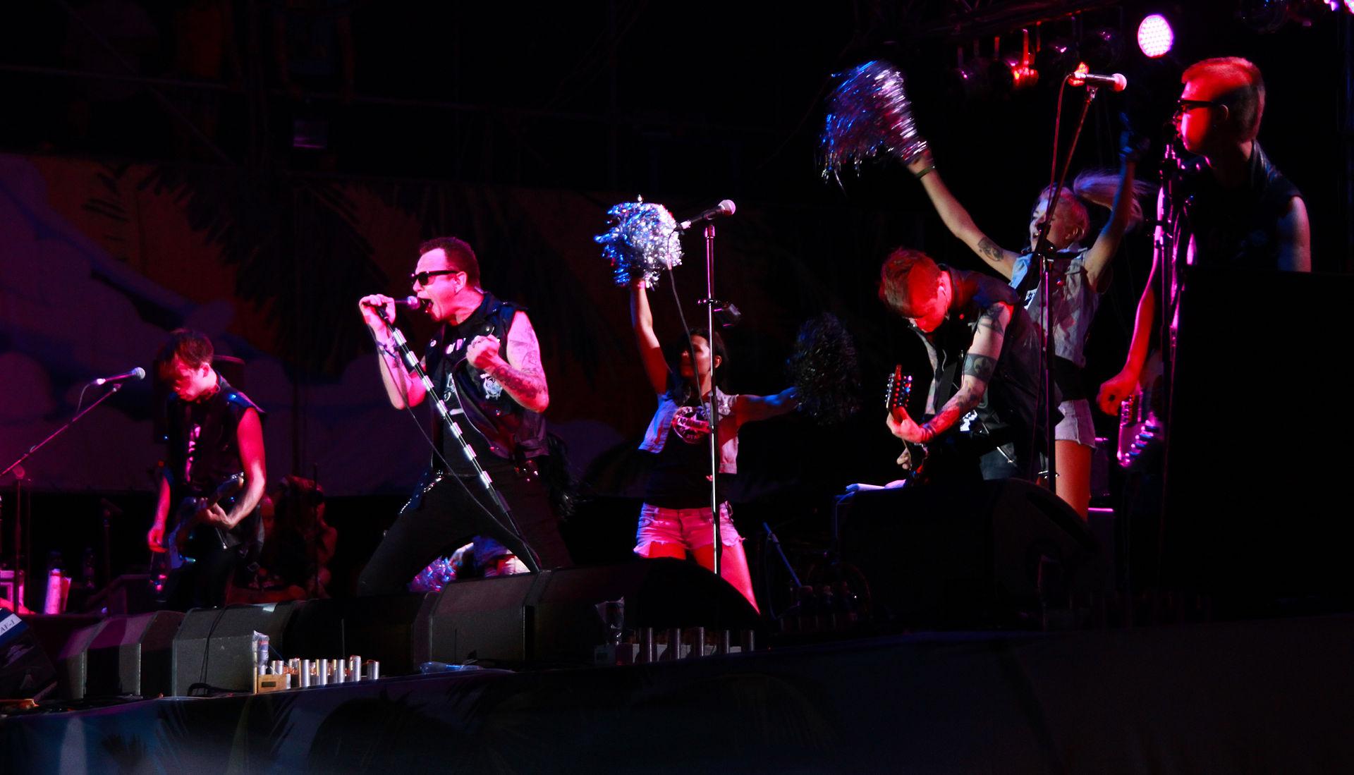 рок группа тараканы слушать