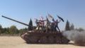 Tawhid Brigade and Conquest Brigade T-54-1.png
