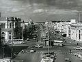 Tay Street, Invercargill, New Zealand in 1966 (16445101651).jpg