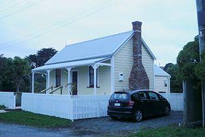 Taylor-Stace Cottage - Image: Taylor Stace Cottage 11