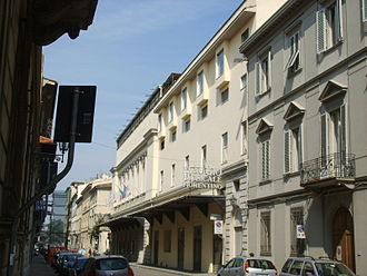 Teatro Comunale Florence - Theatre: street view