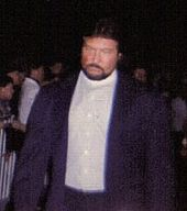 Ted DiBiase as a manager in 1995