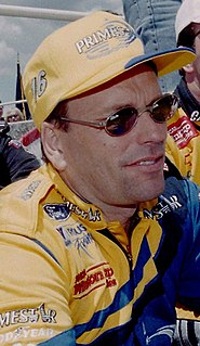 Ted Musgrave American stock car racing driver