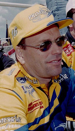 Ted Musgrave - Musgrave in 1998