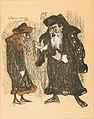Teka Melpomeny Stanisław Rzecki - Józef Kotarbiński jako Shylock i Stanisław Bronicz jako Tubał.jpg