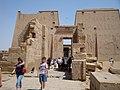 Tempio di Horus in Edfu - 3.jpg