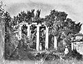 Temple 18 at Sanchi in 1861.jpg
