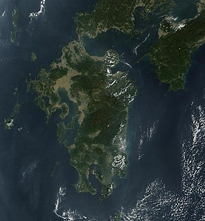 Kyushu Third largest island of Japan