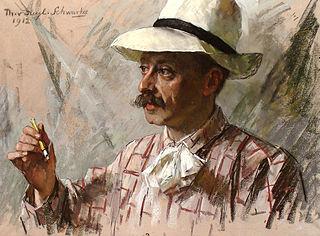 Portrait of Dr. Salomon Benjamin Druif