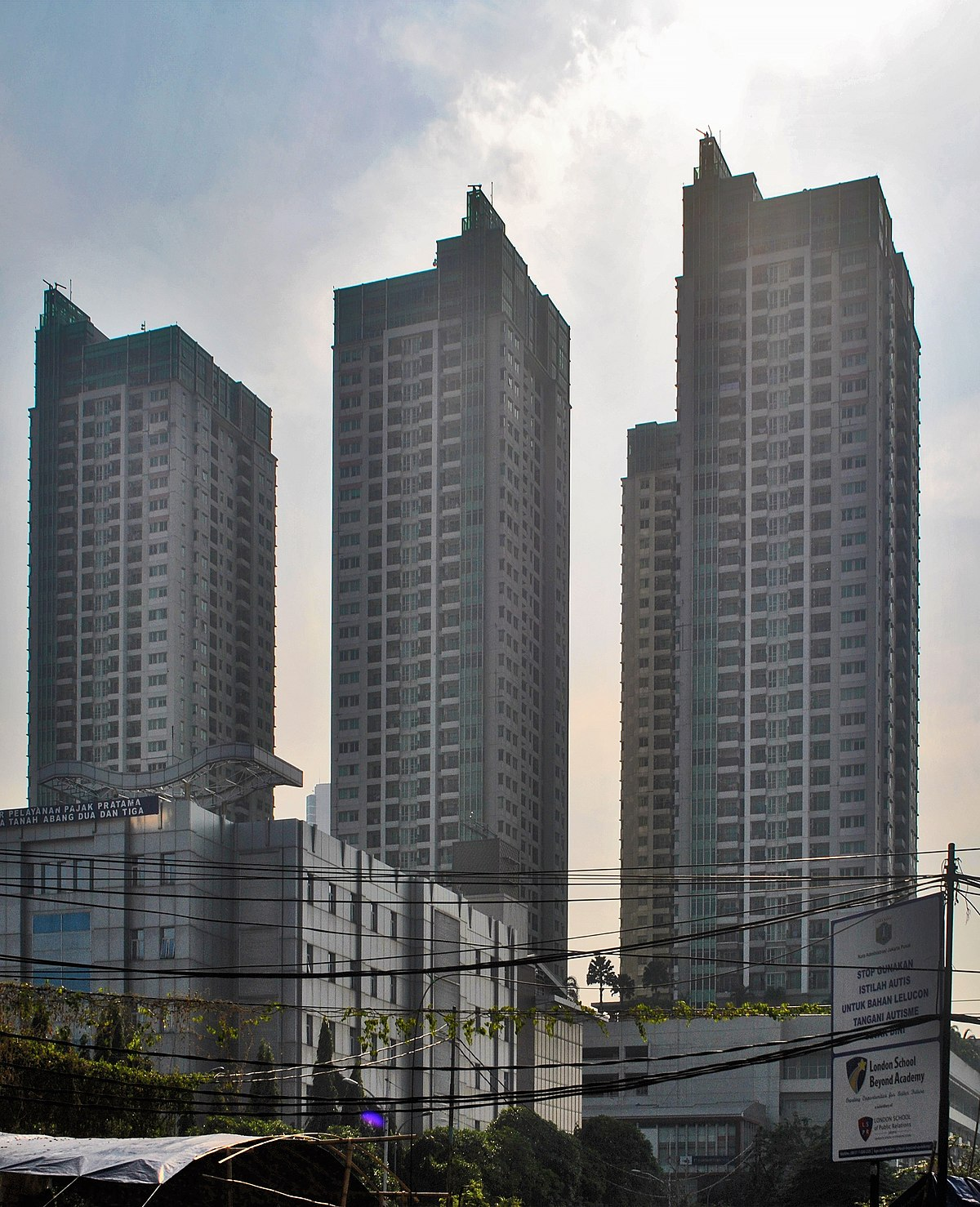 Thamrin City - Wikipedia