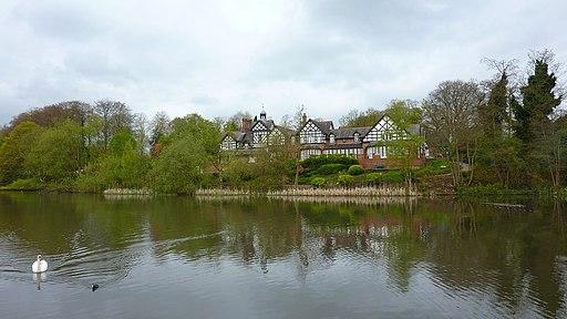 The Aviary, Worsley