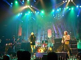 Live in de Hammerstein Ball Room, New York in maart 2005