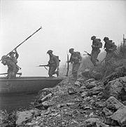 The British Army in North-west Europe 1944-45 BU71
