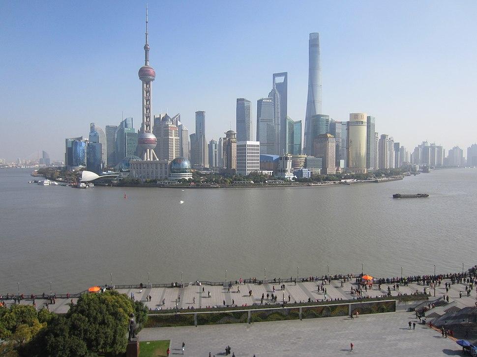 The Bund, Shanghai, China (December 2015) - 22