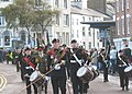 The Caernarfon ACF Corps of Drums - geograph.org.uk - 277435.jpg