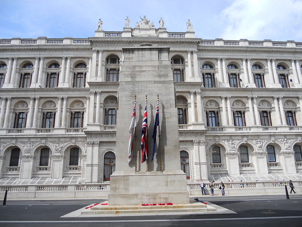 The Cenotaph, Whitehall, London (14 July 2011) 7