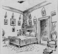 The Chamber in Which Mrs. Sara B. Cooper and Her Daughter Harriet Were Found Dead Yesterday Morning (1896).png