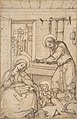 The Childhood of Christ, in the carpenter's shop MET DP801114.jpg
