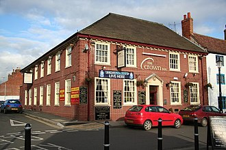 Bingham, Nottinghamshire - The Crown
