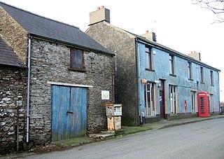 Mathry village in United Kingdom