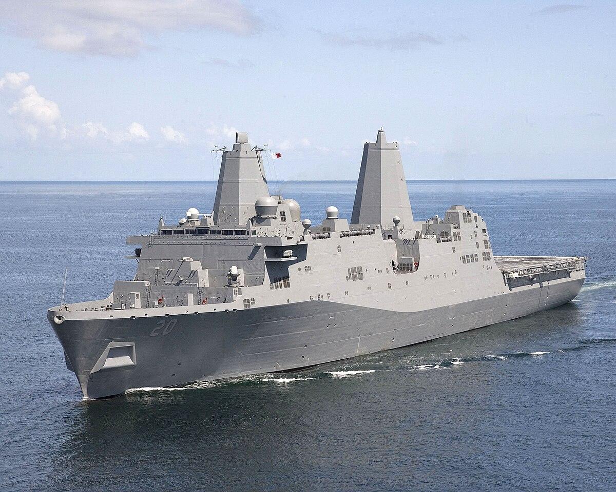 83db0dbee9e USS Green Bay (LPD-20) - Wikipedia