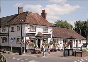 Amesbury - The Greyhound Inn at Amesbury