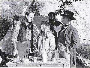 Wilbur Higby - Roy Stewart, Ann Forrest, and Wilbur Higby in The Medicine Man (1917)