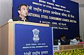 The Minister of State for Steel, Shri Jitin Prasada addressing at the inauguration of the National Steel Consumers Council Meeting, in New Delhi on October 04, 2008.jpg