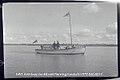 The Mission boat, 'Messenger', leaving Aklavik for Fort McPherson - N-1979-050-0017.jpg