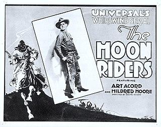 <i>The Moon Riders</i> (serial) 1920 film