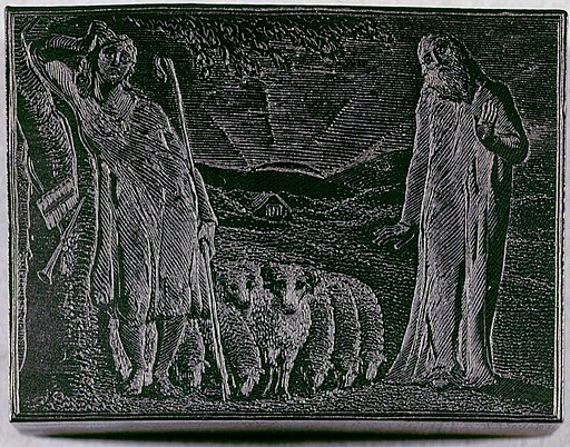 The Pastorals of Virgil, related materials, object 5 woodblock bb504 bm-woodengraving 5 300