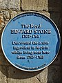 The Revd Edward Stone 1702-1768 discovered the active ingredient in Aspirin whilst living near here from 1745-1768.jpg