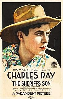 <i>The Sheriffs Son</i> 1919 film by Victor Schertzinger